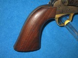 AN EARLY U.S. CIVIL WAR MILITARY ISSUED COLT PERCUSSION MODEL 1860 FOUR SCREW ARMY REVOLVER IN NICE CONDITION! - 8 of 17