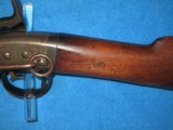 """A VERY EARLY & SCARCE CIVIL WAR """"AMERICAN MACHINE WORKS"""" MARKED SMITH CARBINE, SERIAL #50 IN FINE UNTOUCHED CONDITION! - 15 of 20"""