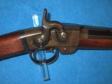 """A VERY EARLY & SCARCE CIVIL WAR """"AMERICAN MACHINE WORKS"""" MARKED SMITH CARBINE, SERIAL #50 IN FINE UNTOUCHED CONDITION! - 3 of 20"""