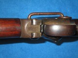 """A VERY EARLY & SCARCE CIVIL WAR """"AMERICAN MACHINE WORKS"""" MARKED SMITH CARBINE, SERIAL #50 IN FINE UNTOUCHED CONDITION! - 2 of 20"""