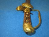 AN EARLY 1800'S GERMAN MADE PERCUSSION LION HEAD POMMEL SWORD PISTOL IN VERY NICE UNTOUCHED CONDITION! - 13 of 13