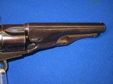 AN EARLY CIVIL WAR COLT MODEL 1862 PERCUSSION POLICE REVOLVER IN EXCELLENT UNTOUCHED CONDITION! - 8 of 14