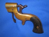 A SCARCE CIVIL WAR U.S. ARMY MODEL 1862 PERCUSSION SIGNAL PISTOL IN FINE UNTOUCHED CONDITION!
