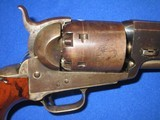 A VERY EARLY AND DESIRABLE CIVIL WAR PERCUSSION COLTMODEL 1851 NAVY REVOLVER IN EXCELLENT CONDITION AND MADE IN 1852! - 17 of 17