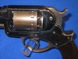 AN EARLY U.S. CIVIL WAR MILITARY ISSUED PERCUSSION STARR ARMS CO. MODEL 1858 D/A ARMY REVOLVER IN EXCELLENT CONDITION! - 4 of 18