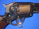 AN EARLY U.S. CIVIL WAR MILITARY ISSUED PERCUSSION STARR ARMS CO. MODEL 1858 D/A ARMY REVOLVER IN EXCELLENT CONDITION! - 9 of 18