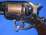 AN EARLY U.S. CIVIL WAR MILITARY ISSUED PERCUSSION STARR ARMS CO. MODEL 1858 D/A ARMY REVOLVER IN EXCELLENT CONDITION! - 3 of 18