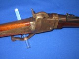 A U.S. CIVIL WAR MILITARY ISSUED PERCUSSION STARR CARBINE IN FINE CONDITION! - 1 of 18