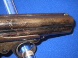 AN EARLY AND SCARCE REMINGTON ELLIOTT FOUR BARREL REPEATING PEPPERBOX DERINGER WITH ORIGINAL CARDBOARD BOX IN FINE UNTOUCHED CONDITION! - 7 of 17