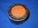 A Very Scarce Eley Bros. 500 Count Percussion Cap Tin In Excellent Untouched Condition!