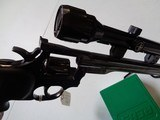 Dan Wesson Custom 357 Magnum Revolver with a Bushnell scope - 6 of 12