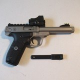 Smith & Wesson Victory 22LR