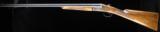 """Webley & Scott Model 712 BLE SxS 28"""" barrel 12 gauge w/ chokes"""