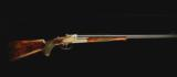 Krieghoff Classic Gold Imperial 500 Nitro Express Double Rifle- -
