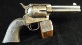 """Colt 1873 SAA 4 3/4"""" Barrel"""