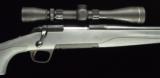 Browning X Bolt 6.5 Creedmoor Leupold Scope Combo