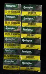 Remington Etronx Ammo .22-250