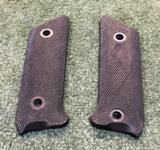 "Ruger Standard ""Early"" Model Grips"