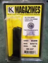 Beretta Model 70S .380 ACP Magazine