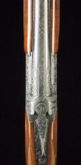 Browning Superposed Midas Grade 28 Ga. J. Dujardin Engraved - 8 of 9