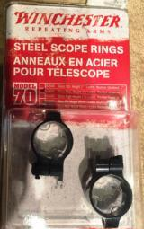 Winchester 1885 High Wall Scope Base and Rings - 2 of 2