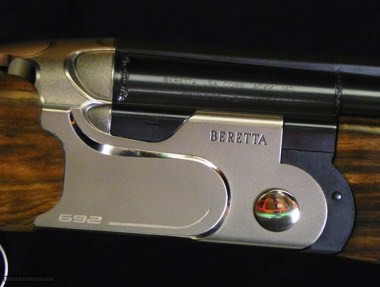 Beretta 692 Sporting *** LEFT HAND *** - 1 of 6 ...