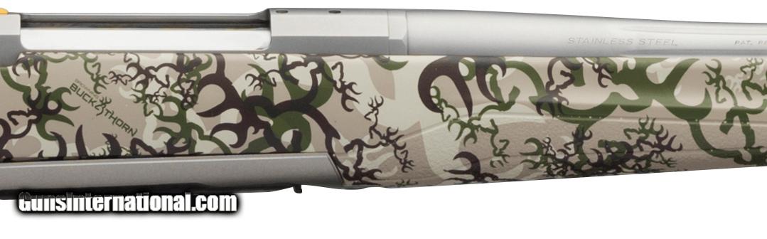 Browning X-Bolt Long Range Hunter 26 Nosler