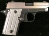 Sig Sauer P238 .380 ACP