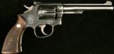 Smith & Wesson K-22 Masterpiece