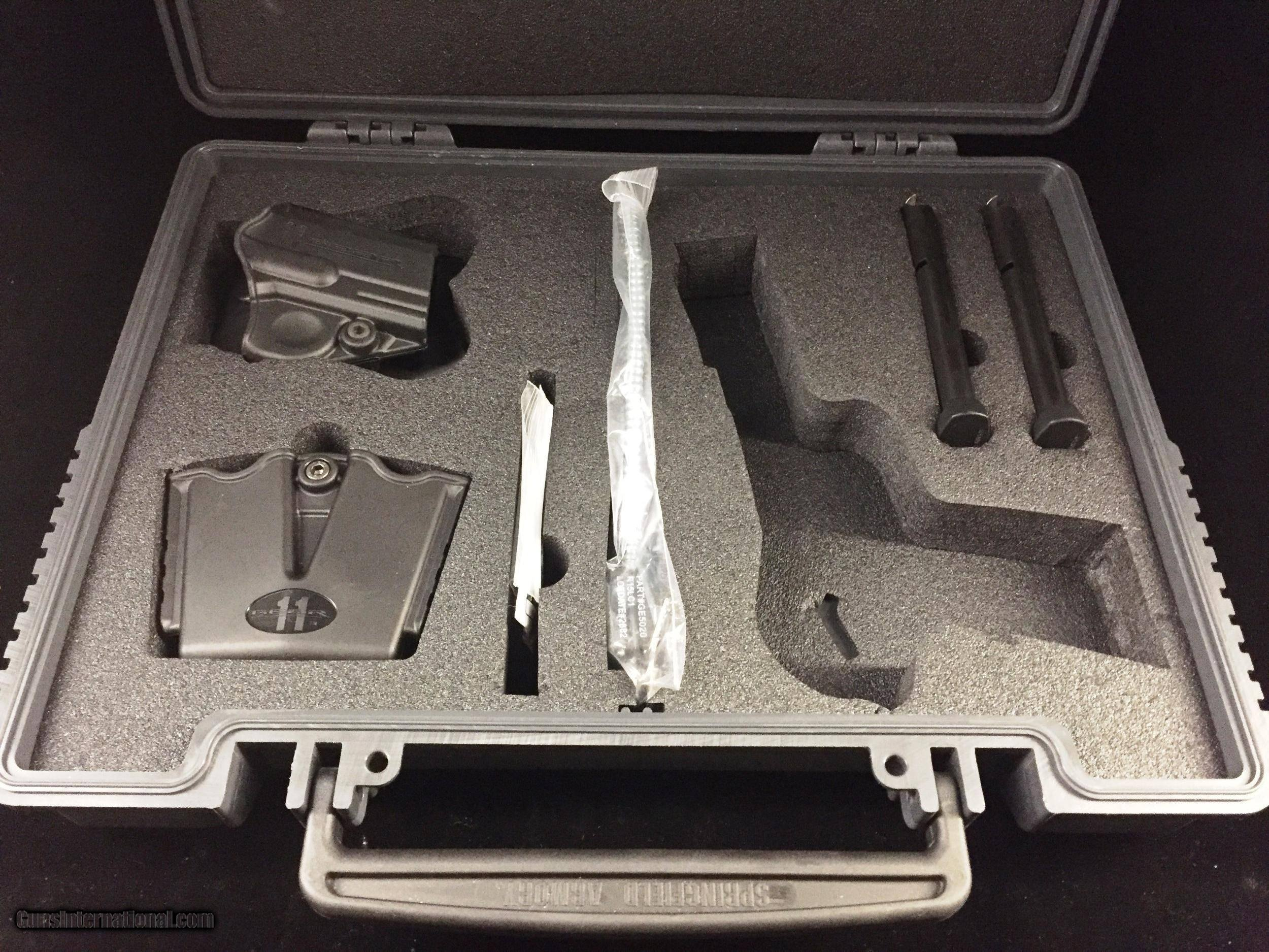 Springfield Armory EMP4 9mm for sale