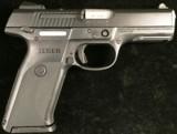 Ruger SR40 .40 S&W