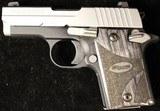 Sig Sauer P938 Micro-Compact Blackwood 9mm - 2 of 4