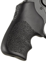 Ruger LCR/LCRx Finger Groove Rubber Tamer Cushion Grip Black - 2 of 2