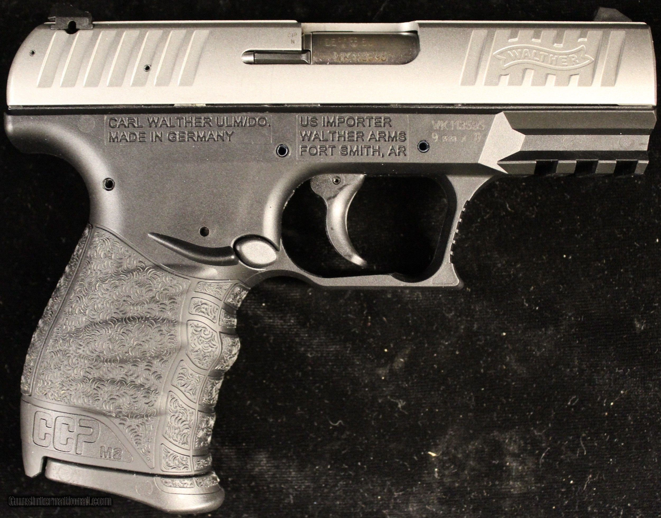 Walther CCP 9mm for sale