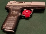 Ruger P95 w/ 2 Mags and Case - 2 of 7