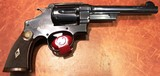 Smith & Wesson New Century Triple Lock .44 Special