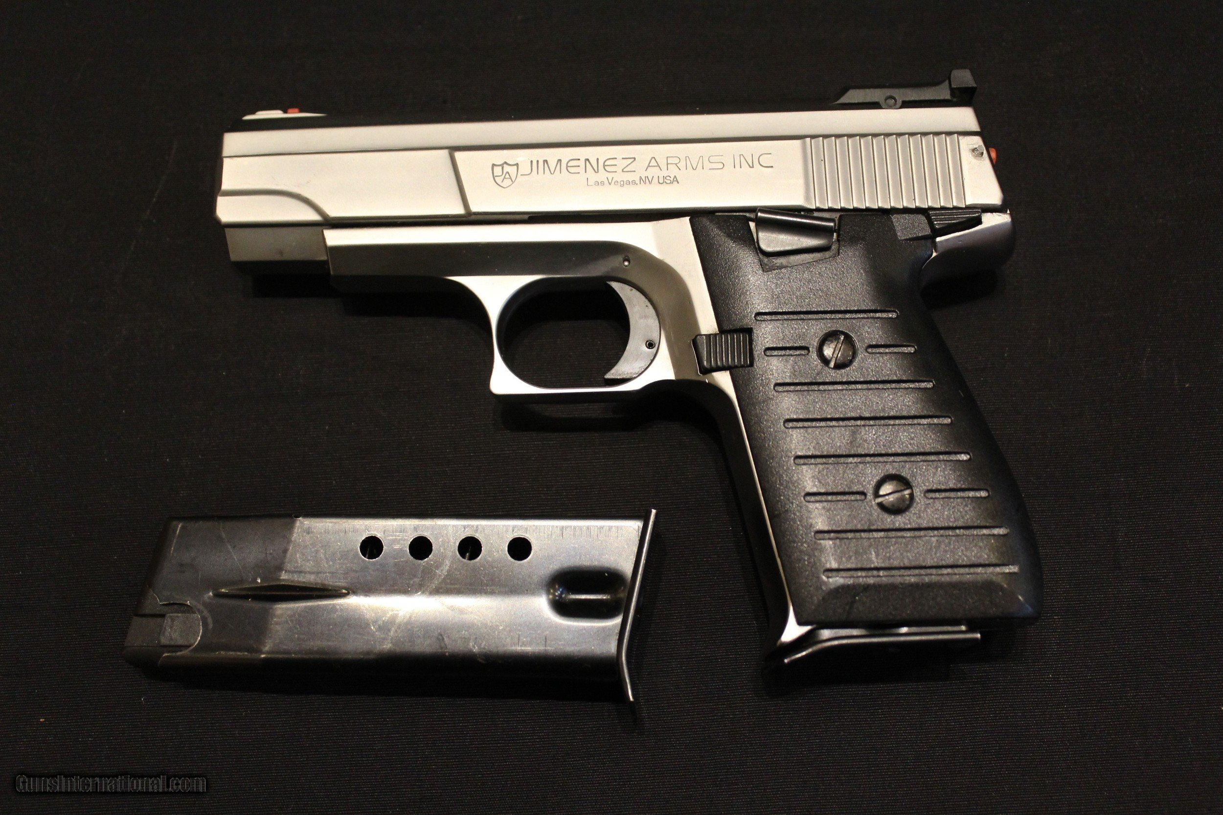Jimenez Arms J A Nine 9mm Luger