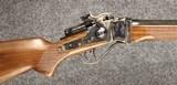 Pedersoli 1874 Sharps Long Range Rifle 45-70 - 3 of 12