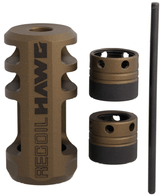 Browning Recoil Hawg Muzzle Brake Burnt Bronze