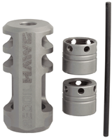Browning Recoil Hawg Muzzle Brake Silver