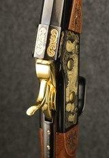 Pedersoli Northfield Bank Raid Tribute Rifle - .45/70 - 10 of 11