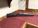 Weatherby Mark V Krieger Custom Rifle 6.5-300 Weatherby Magnum