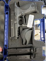 S&W M&P MISSISSIPPI HIWAY PATROL 75TH ANNIVERSARY IN .357 SIG CAL.IN BOX - 3 of 3