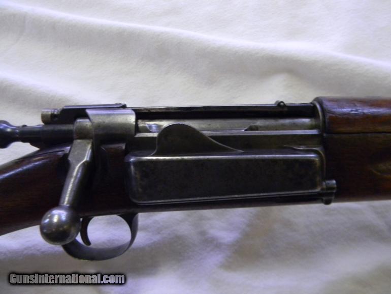 Military Krag 1896 Rifle Trigger Pin U.S