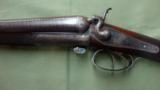 W. Richards Hammer SXS 12GA - 2 of 11