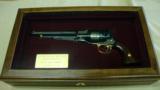 Uberti Model 1858 New Army Buffalo Bill's Wild West Tribute .44 BP.