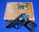 Walther PPK/S .22LR - 1 of 8