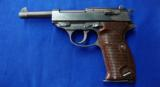 Walther P-38 BYF 44 9mm - 4 of 9