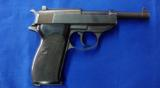 Walther P-38 Post War Steel Frame 9mm - 3 of 9