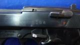 Walther P-38 Post War Steel Frame 9mm - 6 of 9